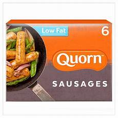 ocado quorn low fat sausages frozen 300g product information