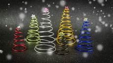 Weihnachtsbaum Aus Draht - diy weihnachtsbaum aus bastel draht