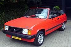 talbot samba cabriolet 1982 catawiki