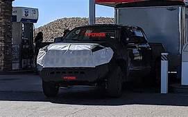 This 2021 Toyota Tundra Crew Cab Prototype Has A Mad Max