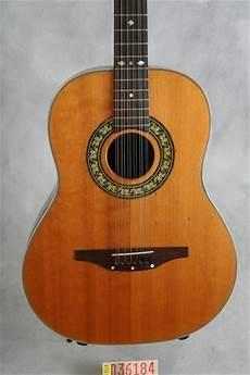 Ovation Deluxe Balladeer 1969 Guitar For Sale Mandolin