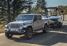 jeep gladiator 2020 engine specs and dimensions
