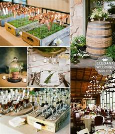 rustic outdoor wedding venue setting ideas for 2014 and 2015