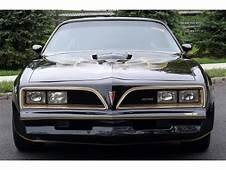 1978 Pontiac Firebird Trans Am For Sale
