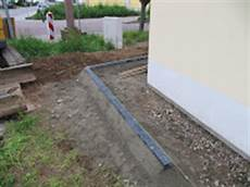 terrassenplatten direkt auf erde verlegen projekt quot schnitzelbude quot