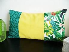 housse de coussin 50x30 housse de coussin rectangulaire 50x30 tropical perroquet jungle exotique textiles et tapis