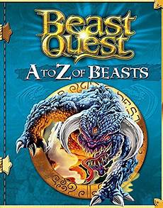 Malvorlagen Beast Quest Free Beast Quest A To Z Of Beasts Hardcover July 5 2016