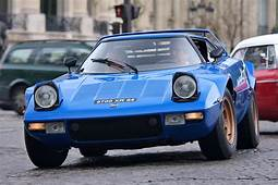 Exclusive Vintage Car Gallery 1970 Lancia Stratos
