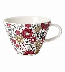fiori coffee villeroy boch caffe club fiori coffee cup 0 39l