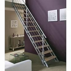 Escalier Modulaire Escavario Structure M 233 Tal Marche Bois