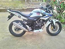 R Modif Simple by Honda Cb 150 R Modif Simple