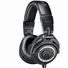 Audio Technica Ath M50x Bk Professional Studio Monitor