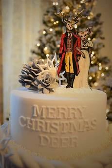 merry christmas deer cakecentral com
