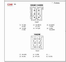2003 ford e350 electrical diagram i a 2003 ford e350 with brake controller harness dash where is and what color is