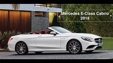 Mercedes E Cabrio - mercedes e class 2018 luxury cabriolet interior drive
