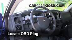 on board diagnostic system 2007 dodge ram engine control engine light is on 2006 2009 dodge ram 3500 what to do 2008 dodge ram 3500 st 6 7l 6 cyl