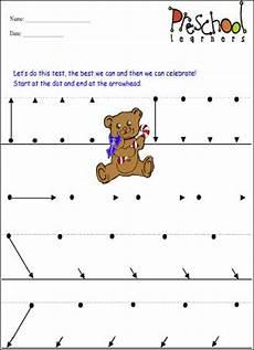 pre writing worksheet dot to dot visit http www