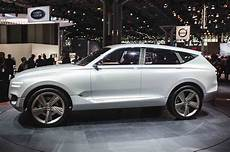 2019 genesis gv80 new 2019 genesis gv80 suv exterior hd picture car
