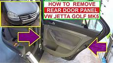 how to install repair replace rear door panel buick lesabre 00 05 1aauto com youtube how to remove replace rear left or rear right door panel on vw jetta mk5 vw golf mk5 youtube