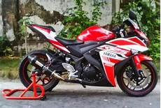 Yamaha R25 Modifikasi by Modifikasi Minimalis Yamaha R25 Terbaru