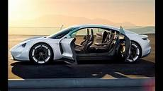 the 2020 taycan the porsche electric car