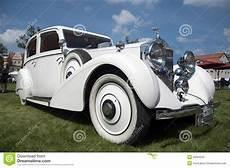 Vieille Rolls Royce Image 233 Ditorial Image Du Hangar