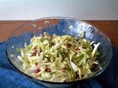 krautsalat mit speck bayrischer krautsalat mit speck rezept mit bild