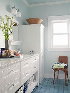 paint ideas for a small bathroom small bathroom color ideas better homes gardens