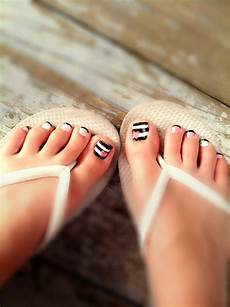 pink heart toe nail design pretty nails pinterest