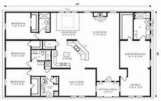rectangular house plans wrap around porch one story house plans with sunroom krigsoperan