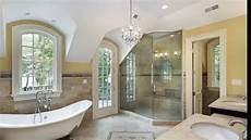 27 beautiful bathroom chandeliers in luxury master suites