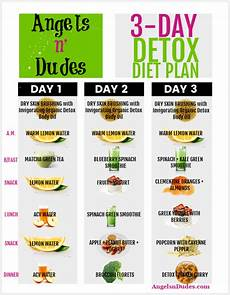 a 3 day detox plan that s simple anyone can do