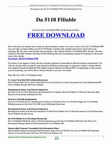 da form 5118 current upc fill out online download