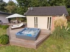 Saunahaus Mit Whirlpool - ferienhaus schleioase brodersby angeln firma topline