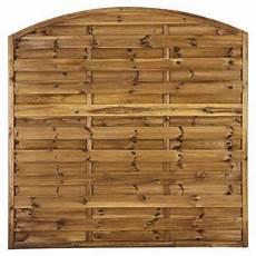 panneau bois arc blooma oussouri 180 x h 180 cm castorama