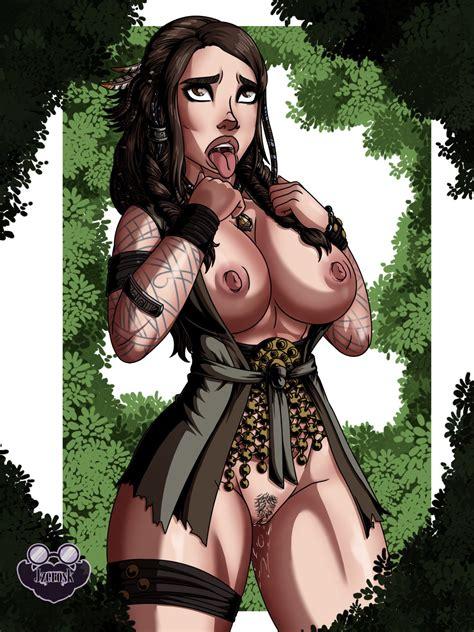 Himba Breasts
