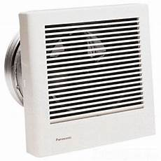 wall mounted bathroom exhaust fan with light panasonic fv 08wq1 70 cfm whisperwall wall mounted bathroom fan