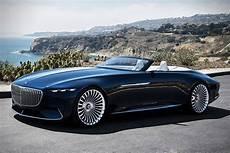 Vision Mercedes Maybach 6 Cabriolet Hiconsumption