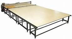 Table De Coupe Orthogonales Manuelle Smre Sm 420 Ta
