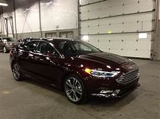 ford kaufen used 2018 ford fusion titanium awd with moonroof