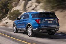 2020 ford explorer limited 2020 ford explorer goes rear wheel drive gains serious