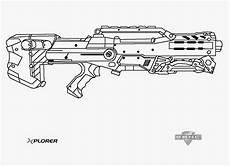 Ausmalbilder Zum Ausdrucken Nerf Pin On This Means Nerf War