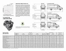 Image Result For Mercedes Sprinter Van 170 Dimensions