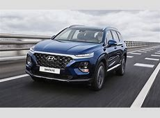 2019 Hyundai Santa Fe debuts with a diesel and an XL