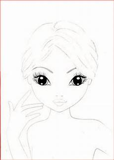 Ausmalbilder Topmodel Gesicht Topmodel Gesicht Zum Ausmalen Imgproject