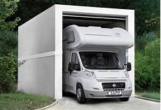 Wohnmobil Garage by Gro 223 Raumgarage F 252 R Wohnmobil Und Transporter Garagen Welt