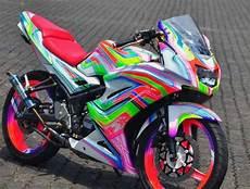 Modifikasi Kawasaki Rr by 50 Gambar Modifikasi Kawasaki Rr Versi Lama