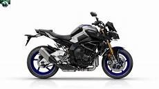 Yamaha Announces High End Mt 09 Sp For 2018