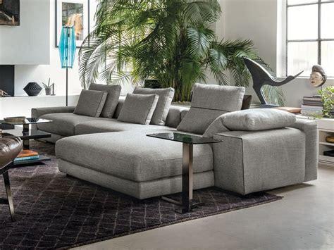 Divano Chaise Longue Usato : Sofa With Chaise Longue By Arketipo Design Mauro