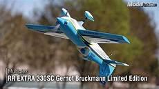 Multiplex Kaufen - multiplex rr 330sc gernot bruckmann limited edition